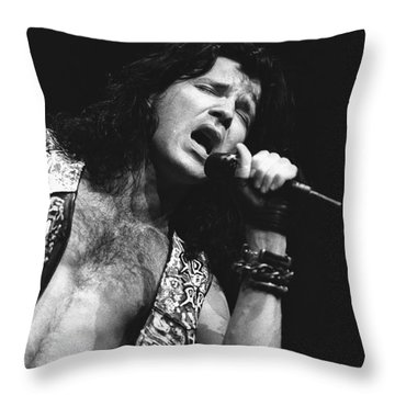 Love  Hate Throw Pillow