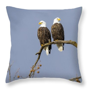 Majestic Beauty 5 Throw Pillow