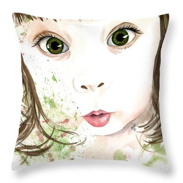 Embrace Wonder Throw Pillow