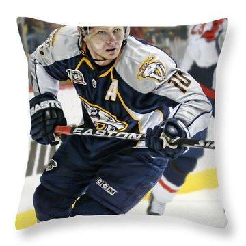 Martin Erat Throw Pillow