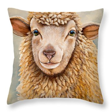 Mildred Throw Pillow