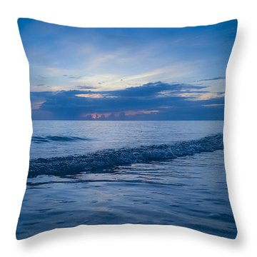 Throw Pillow featuring the photograph Moments Like This... by Melanie Moraga