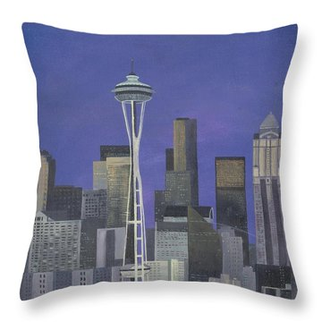 'my Brother' Throw Pillow
