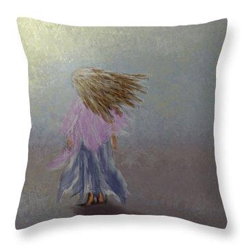 Nexus Throw Pillow