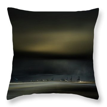 Freight Throw Pillows