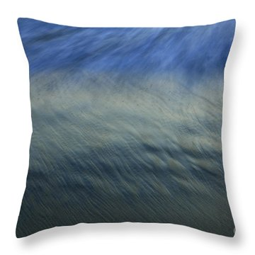 Ocean Impressions Throw Pillow