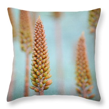 Off Center Throw Pillow