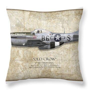 Tinder Throw Pillows