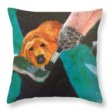 One Team Two Heroes - 1 Throw Pillow