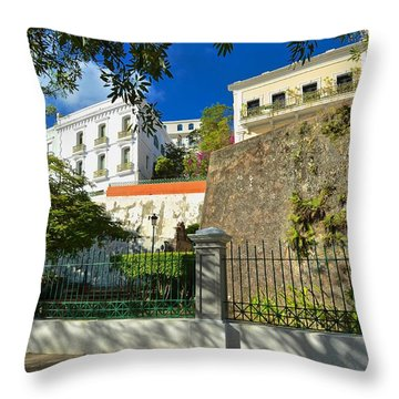 Osj 4424 Throw Pillow
