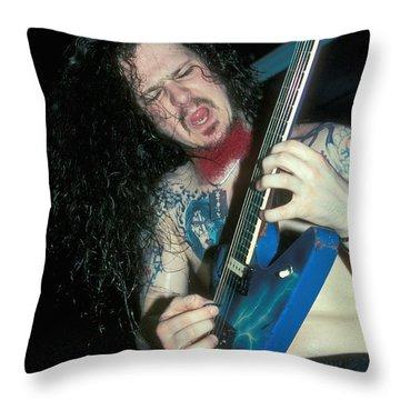 Pantera Throw Pillow