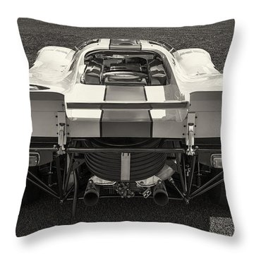 Porsche 917k Throw Pillow
