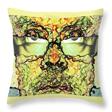 Prescription Lens Throw Pillow