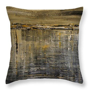 Reflection Series Throw Pillow by Dolores  Deal