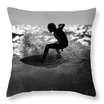 Splash Throw Pillows