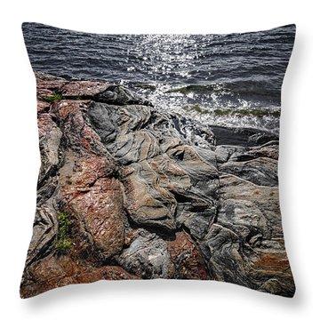 Georgian Bay Throw Pillows