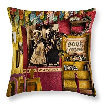 San Jose Del Cabo Throw Pillow