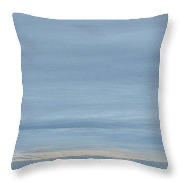 Sandy Hook Throw Pillow