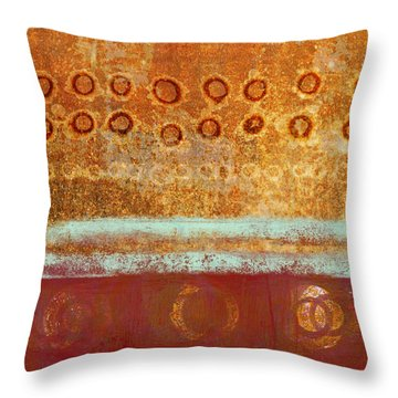 Seasonal Shift Throw Pillow
