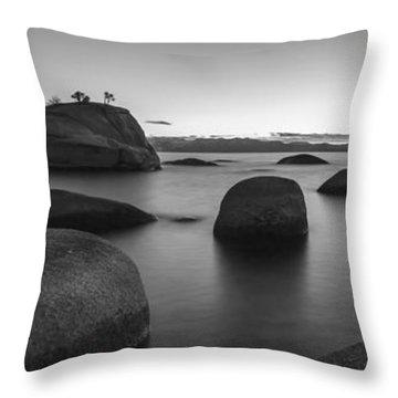 Harbors Throw Pillows