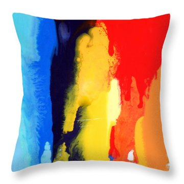 So Alive 2 Throw Pillow