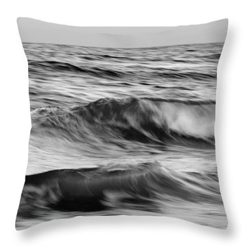 Soul Of The Sea Throw Pillow