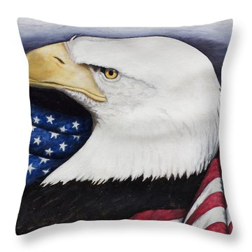 Source Of Pride Throw Pillow
