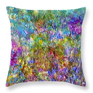 Springtime  Throw Pillow by Don Wright