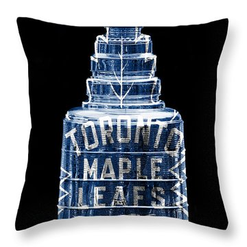 Stanley Cup 2 Throw Pillow