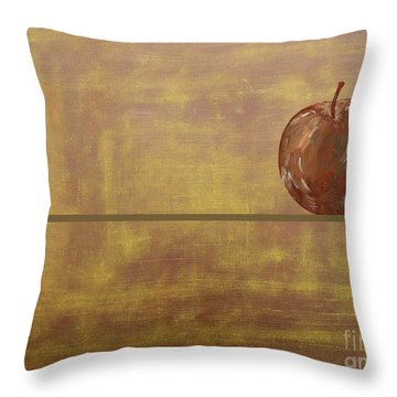 Still Life Throw Pillow by Patrick J Murphy