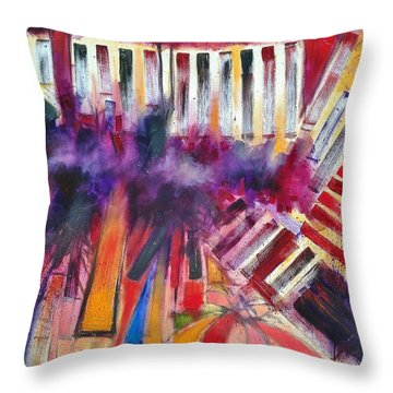 Storm Brewer Throw Pillow by Jason Williamson