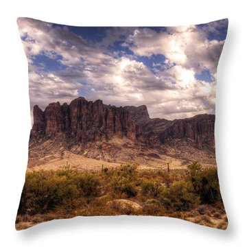 Lenz Throw Pillows
