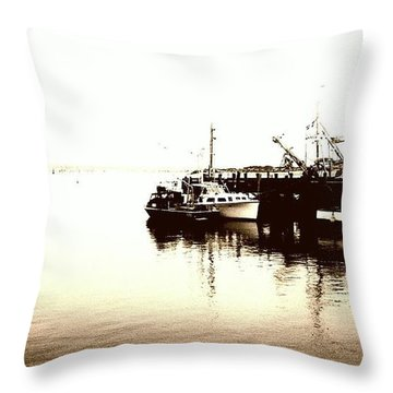 Sur3 Throw Pillow by Justin Moranville