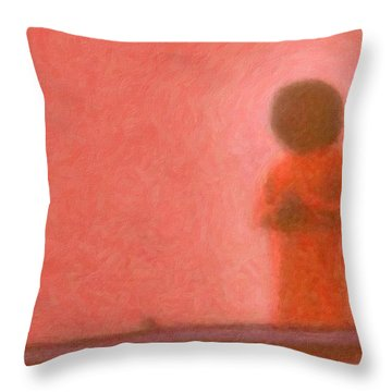 Guru Throw Pillows