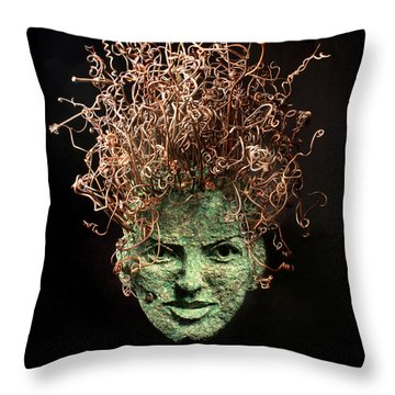 Take A Chance Throw Pillow by Adam Long
