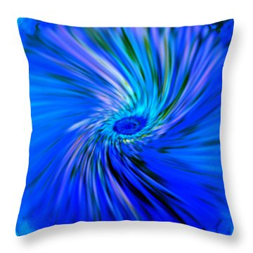 The Heart Of Bungalii Throw Pillow
