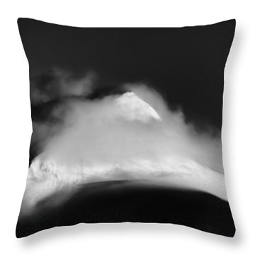 The Shivering Isles Throw Pillow