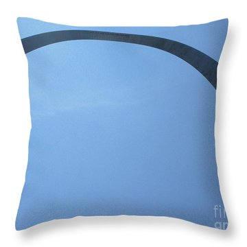 Throw Pillow featuring the photograph The Window Seat by Kelly Awad