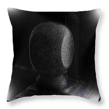 There's Always Hope Throw Pillow by Luther Fine Art