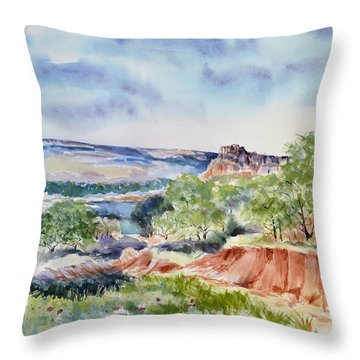Timbercreek Canyon Throw Pillow