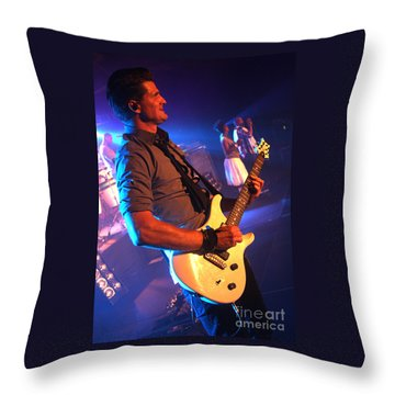 Tobymac-tim-5450 Throw Pillow by Gary Gingrich Galleries