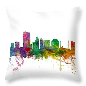 Toledo Throw Pillows