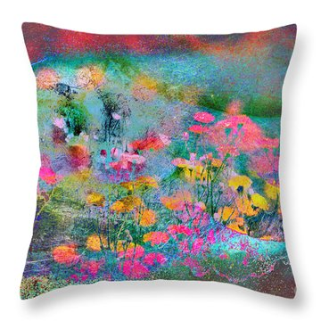 Throw Pillow featuring the photograph Transparent by Chris Armytage