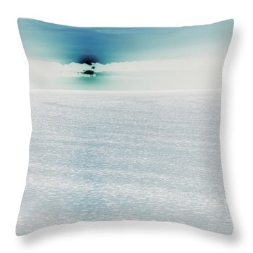 Travel The Night Throw Pillow