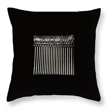 Typewriter Throw Pillows
