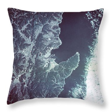 Univers Throw Pillow