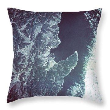 Univers Throw Pillow