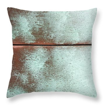 Throw Pillow featuring the photograph Well Worn by Heidi Smith