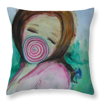 You're Beautiful Throw Pillow