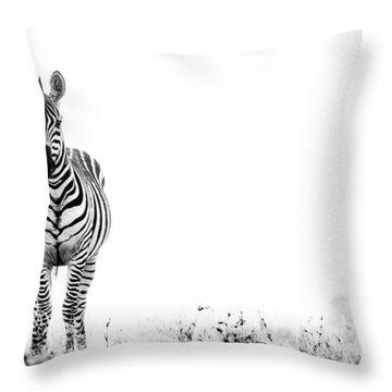 Rhinocerus Throw Pillows